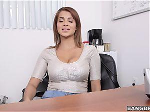 Latina cougar very first porn Shoot at Bangbros hih13659