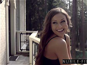 NubileFilms - Tina Kay Gets Her vag poked S23:E28