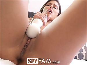 SPYFAM fresh Years Eve penetrate with Adriana Chechik