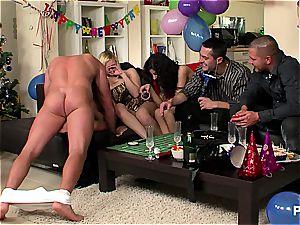new Year's Eve fuck-fest soiree scene 2