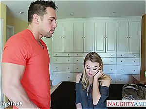 cool towheaded Natalia Starr given a proper boinking