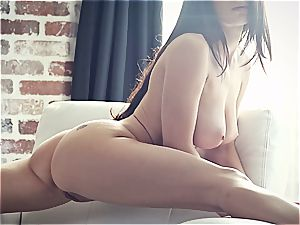 youthful pornographic star Lana Rhoades is incredible