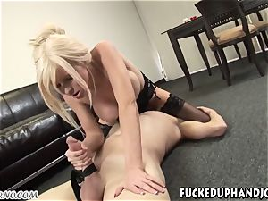 My wife does not know that I plowed my assistant Kenzi Marie