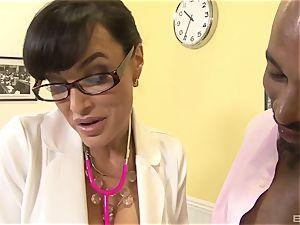 Lisa Ann fabulous cougar physician