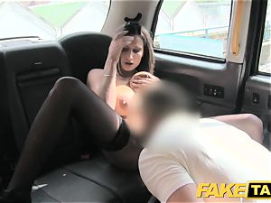 fake taxi super-steamy big-chested babe gets immense jizz shot