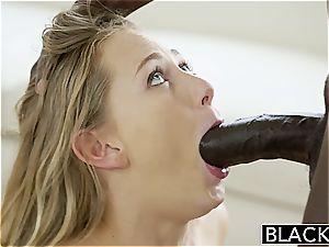 Carter Cruise likes big black cock