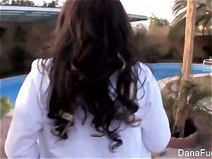 stunning Dana DeArmond gets a pov ass tear up