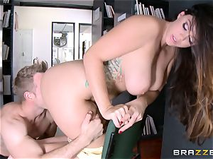 bootylicious Alison Tyler getting boinked by the books