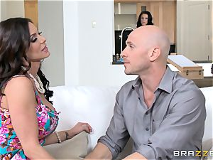 Kendra eagerness and Peta Jensen share their fellow