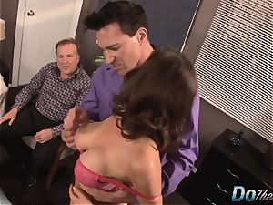 wifey squirts with another fellow